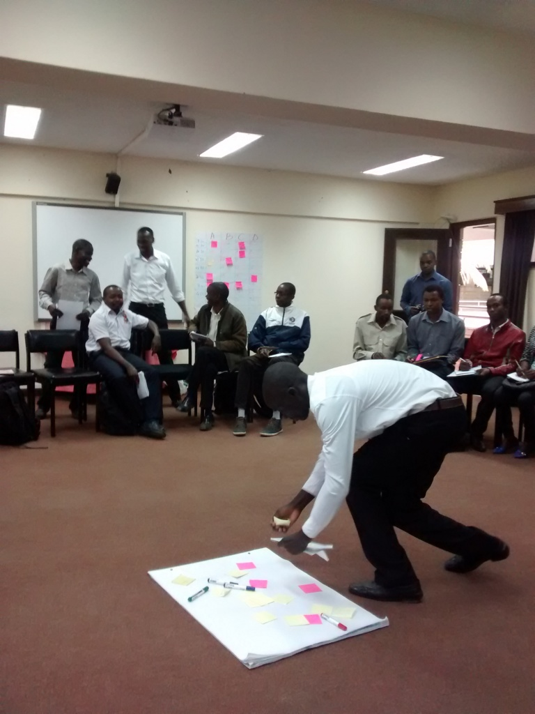Creating the agenda SCARA APPEAR open space ICT agriculture